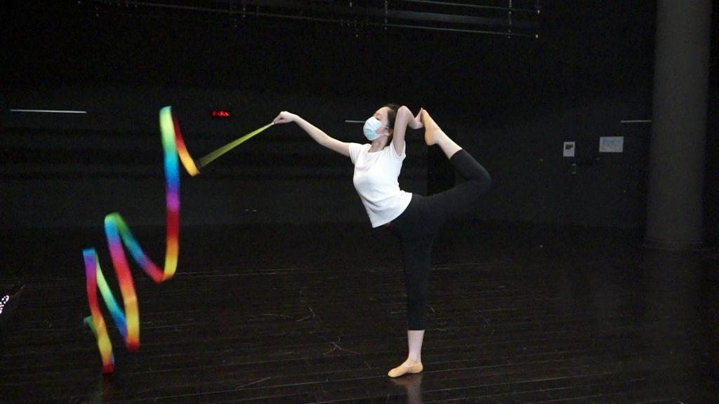 Judge in Rhythmic Gymnastics (2020)