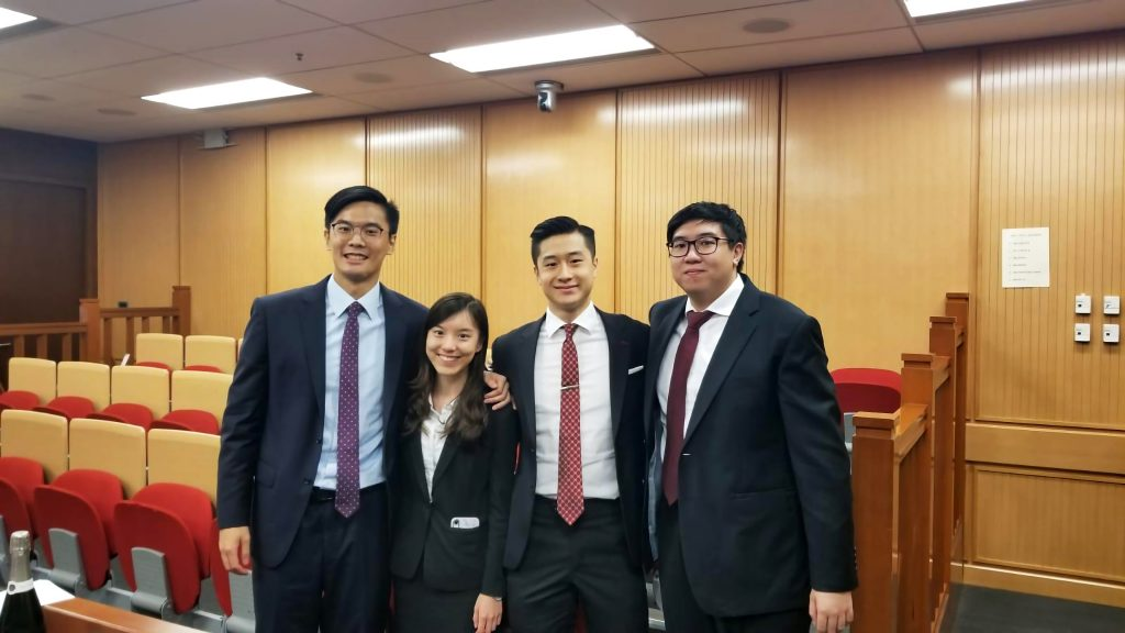 Herbert Smith Freehills Competition Law Moot
