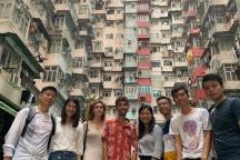 Artsy Residential Area- Tai Koo Shing Estate