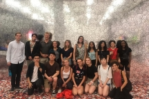 Visit to Tai Kwun- Centre for Heritage and Arts