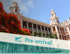 Pre-arrival