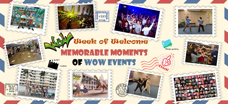 Memorable Moments of WOW Events