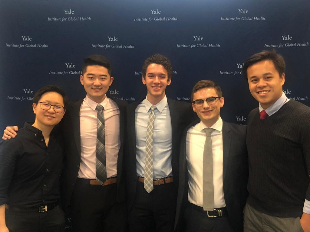 Inaugural YIGH Case Competition