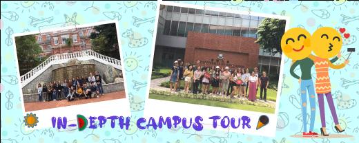 In-Depth Campus Tour