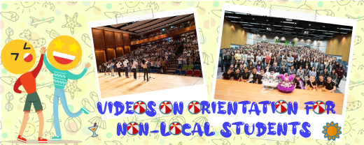 Videos on Orientation for Non-local Students