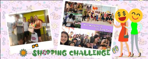 Shopping Challenge